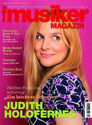 2014-01 Musiker Magazin